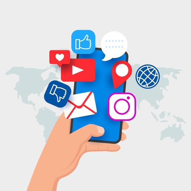 redes sociais e talentos